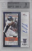 C.J. Anderson [BGS 9]