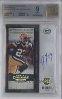 Johnathan Franklin /21 [BGS 9]