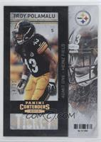 Troy Polamalu /21