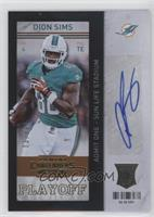 Dion Sims /99