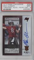 Mike Glennon /99 [PSA 9]