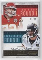 Eric Fisher, Luke Joeckel /99
