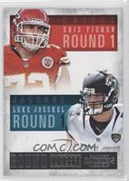 Luke Joeckel, Eric Fisher
