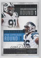 Sheldon Richardson, Star Lotulelei