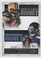 Christine Michael, Eddie Lacy