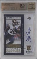 Zac Stacy [BGS 9.5]