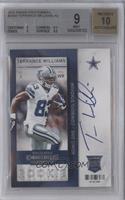 Terrance Williams [BGS9]