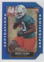 Dion Sims /20