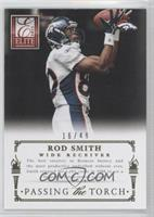 Demaryius Thomas, Rod Smith /49