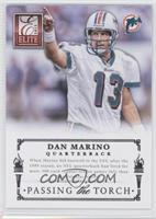 Dan Marino, Peyton Manning