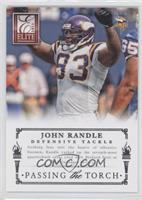 Jared Allen, John Randle