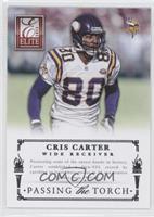 Cris Carter, Reggie Wayne