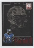 Calvin Johnson Jr. /25