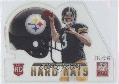 2013 Panini Elite Rookie Hard Hats #7 - Landry Jones /299