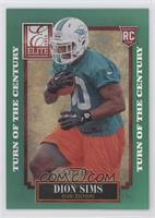 Dion Sims /199