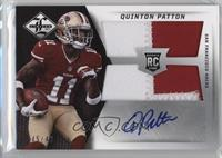 Quinton Patton /49