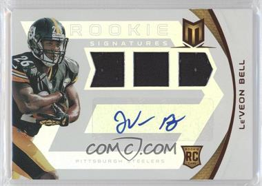 2013 Panini Momentum - [Base] - Rookie Signatures [Autographed] #220 - Le'Veon Bell /399