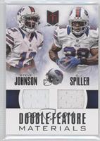 C.J. Spiller, Steve Johnson /149