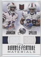 C.J. Spiller, Steve Johnson /149
