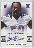 Arthur Brown /299