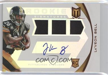 2013 Panini Momentum Rookie Signatures [Autographed] #220 - Le'Veon Bell /399
