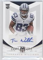 Terrance Williams /25