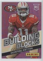 Quinton Patton /49