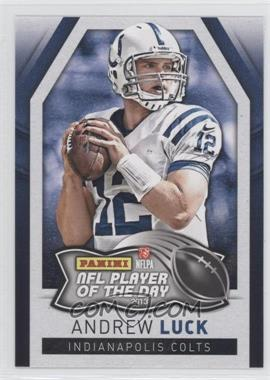 2013 Panini NFL Player of the Day #6 - Andrew Luck
