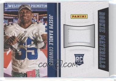 2013 Panini National Convention Rookie Materials Football Gloves #14 - Joseph Randle