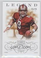 Steve Young /25