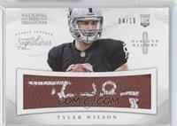 Tyler Wilson /10