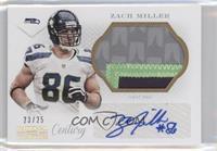 Zach Miller /25