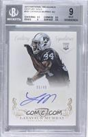 Latavius Murray /49 [BGS 9]