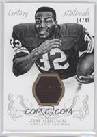 Jim Brown /49