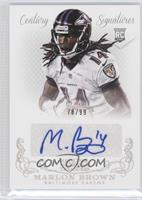 Marlon Brown /99