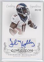 Trindon Holliday /49