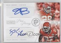 Eric Berry, Sean Smith /25