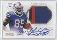 Chris Gragg /25