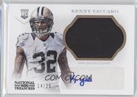 Kenny Vaccaro /25