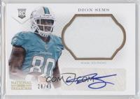 Dion Sims /49