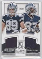 Gavin Escobar, Terrance Williams /99