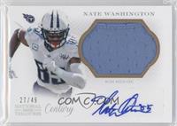 Nate Washington /49