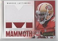 Marcus Lattimore /25