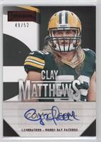 Clay Matthews /52