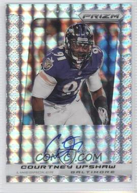 2013 Panini Prizm Finite Prizms Autographs [Autographed] #118 - Courtney Upshaw /1
