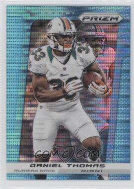 2013 Panini Prizm Light Blue Pulsar Prizms #61 - Daniel Thomas