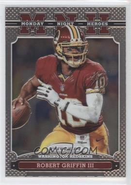 2013 Panini Prizm Monday Night Heroes #21 - Robert Griffin III