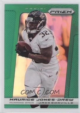 2013 Panini Prizm Retail Green Prizm #42 - Maurice Jones-Drew