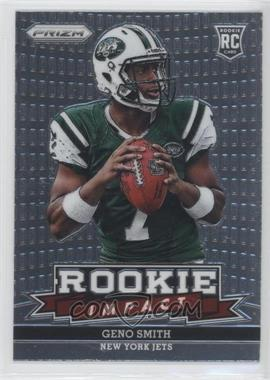 2013 Panini Prizm Rookie Impact #3 - Geno Smith