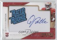 Quinton Patton /102